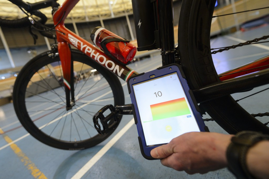 "UCI confident tablet system is most ""effective and efficient"" to detect technological fraud"