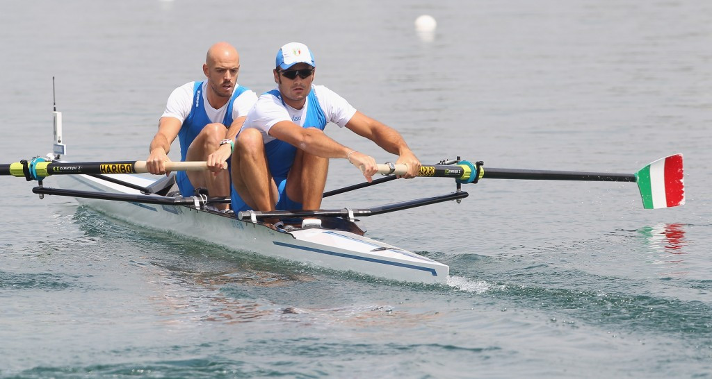 Mornati suspended from FISA Athletes' Commission after failed drugs test