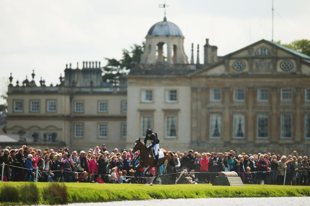 The Badminton Horse Trials will be extra significant in an Olympic year ©Getty Images