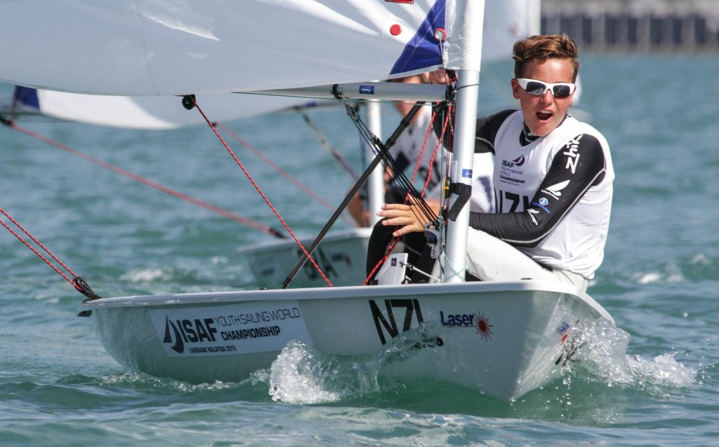 World Sailing has awarded the 2016 Youth Sailing World Championships to Auckland in New Zealand ©World Sailing
