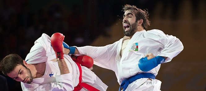 Montpellier set to stage 2016 European Karate Championships