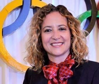 Sara Rosario Vélez has been elected onto the ANOC Executive Council ©Twitter