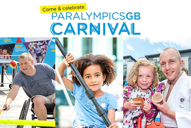 Six UK cities to host carnival events during Rio 2016 Paralympics