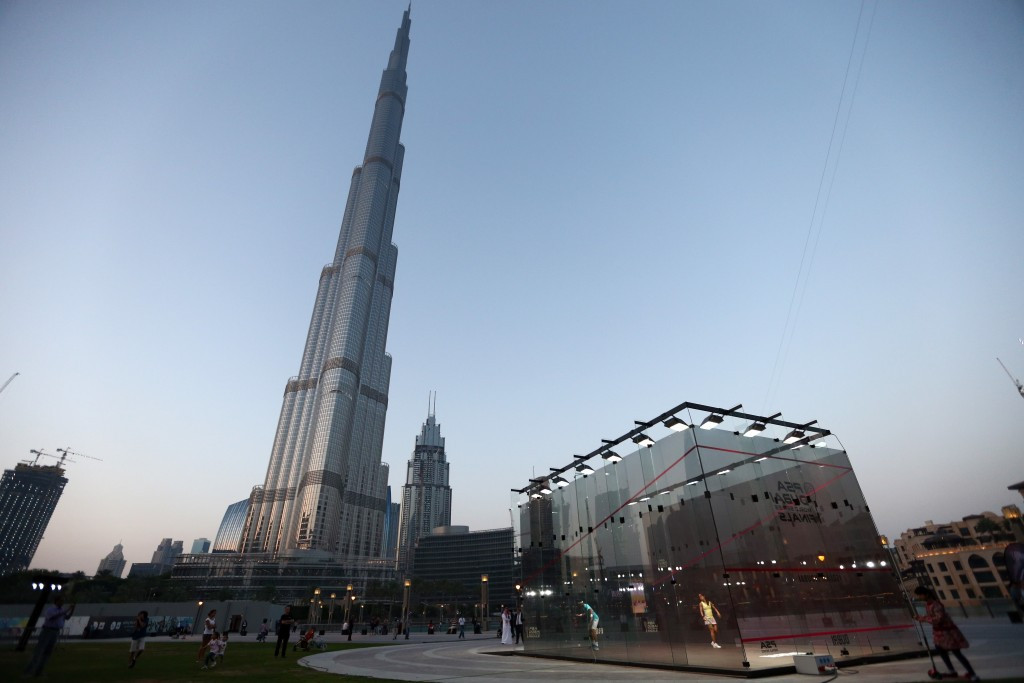 Line-ups confirmed for PSA Dubai World Series Finals