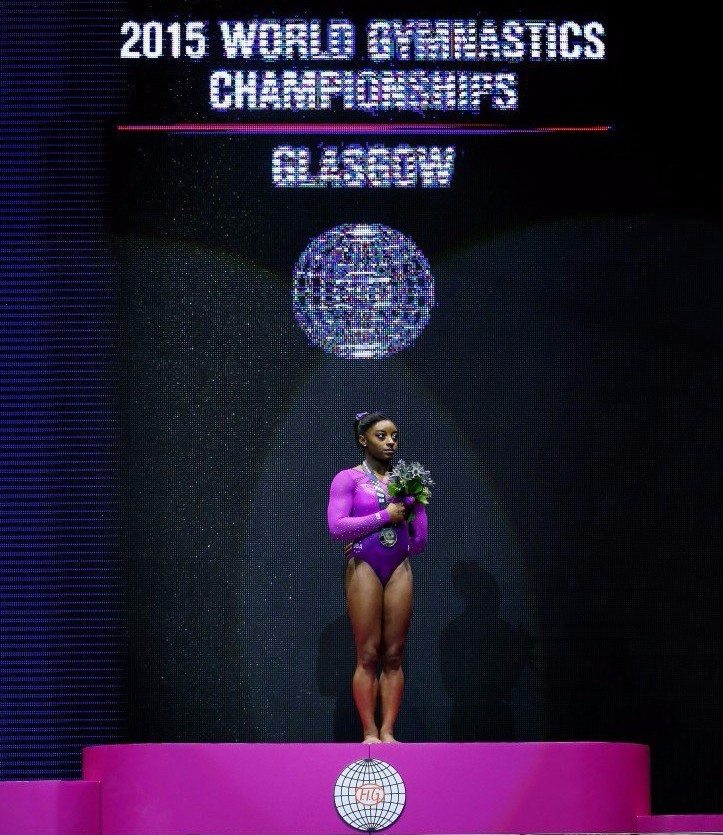 Glasgow 2015 World Gymnastics Championships credited for participation increase