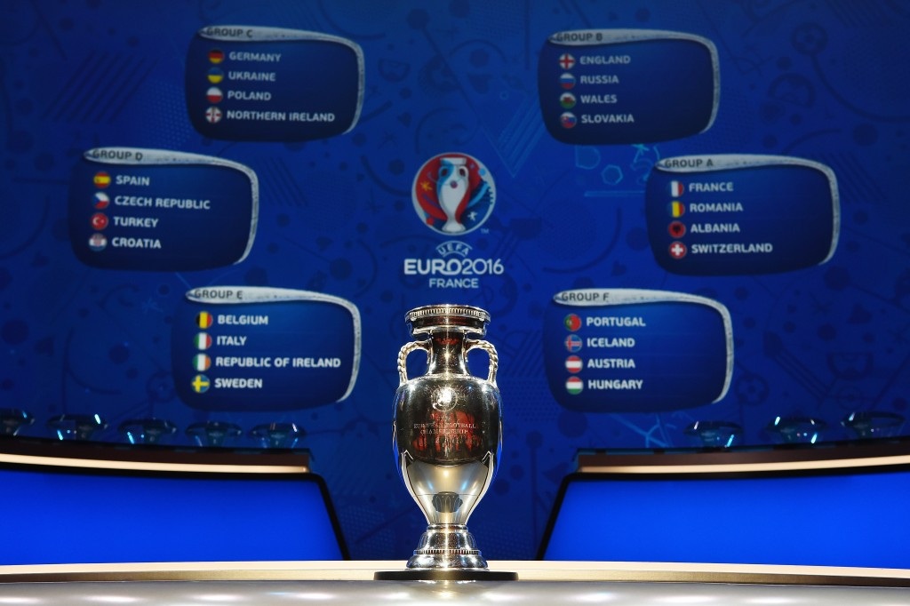 UEFA's Executive Committee received a positive update on Euro 2016 preparations ©Getty Images