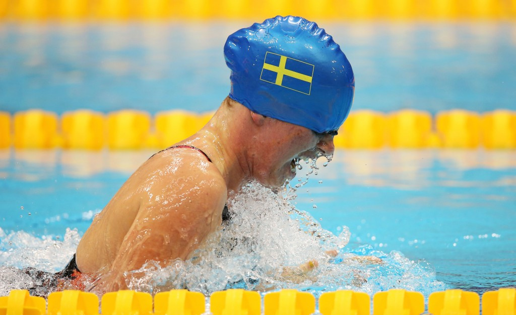 Nine world records broken on day four of IPC Swimming European Open Championships