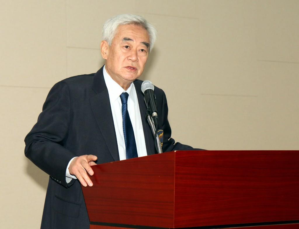 WTF President Choue targets further international poomsae growth