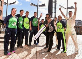 Cricket Ireland target Test status by 2020 as part of five-year strategic plan