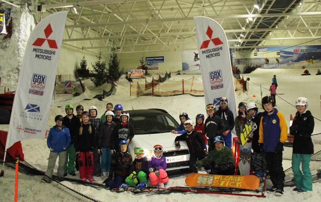 British Ski and Snowboard Cross National Trials begin in Scotland
