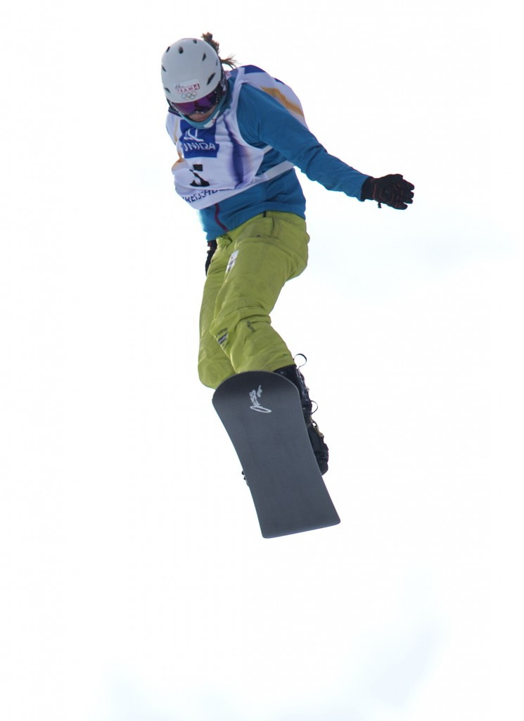 The GBX National Trials are being run by Olympic snowboarder Zoe Gillings-Brier