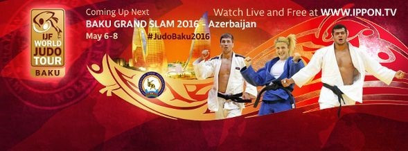 Azerbaijan's capital Baku is set to host the final Judo Grand Slam of the Olympic qualification campaign this weekend ©IJF