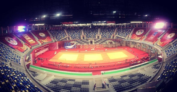 The Heydar Aliyev Sports and Exhibition Complex is set to host the second Judo Grand Slam of the year