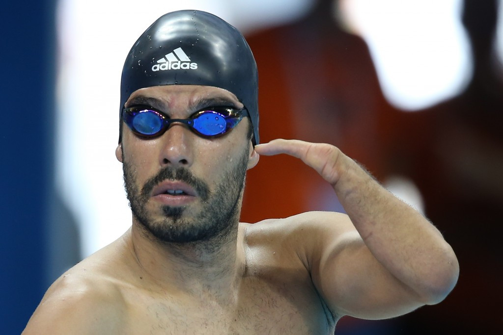Paralympic great breaks world record as hosts Portugal win first medal at IPC Swimming European Open Championships