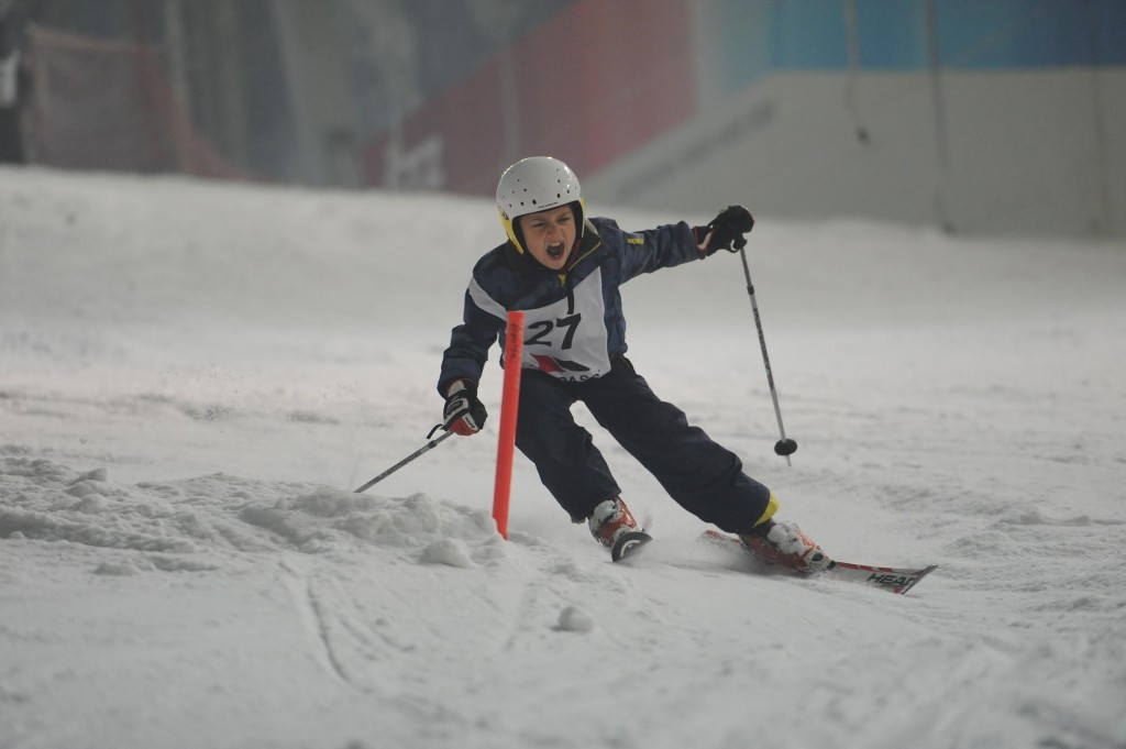 Over 1,000 children take part in inaugural National Schools Snowsport Week in England