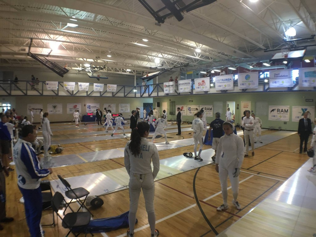 Olympic silver medallist and Asian Games champion top women's and men's fencing leaderboards at UIPM World Cup Final