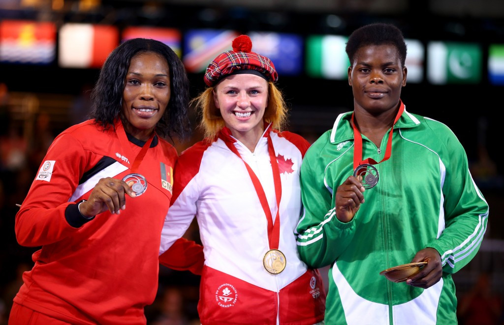 Nigerian Blessing Onyebuchi's hopes of representing her country at Rio 2016 have been dashed ©Getty Images