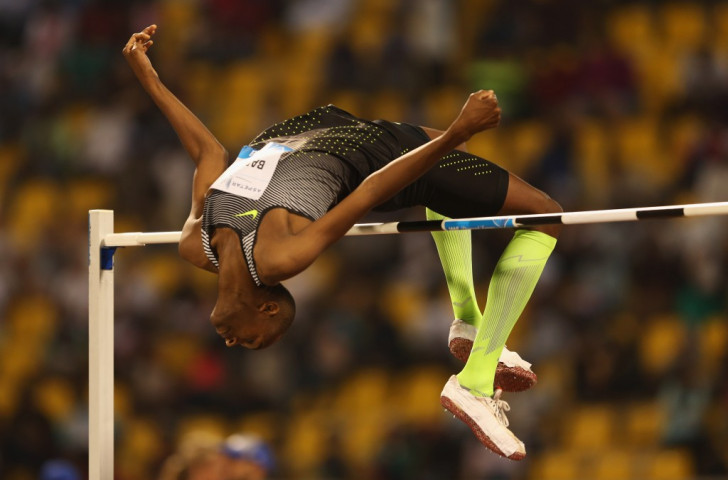 Qatar's golden boy Mutaz Essa Barshim could only clear 2.26m at the opening IAAF Diamond League meeting of the season in his native Doha - but he said it was