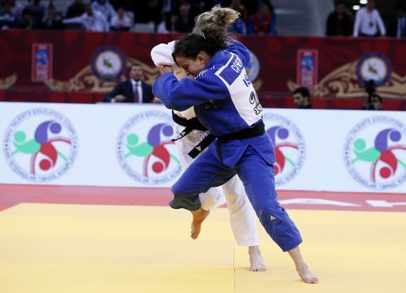 Cohen secures maiden IJF Grand Slam gold with hard-fought win in Baku to boost Rio 2016 hopes