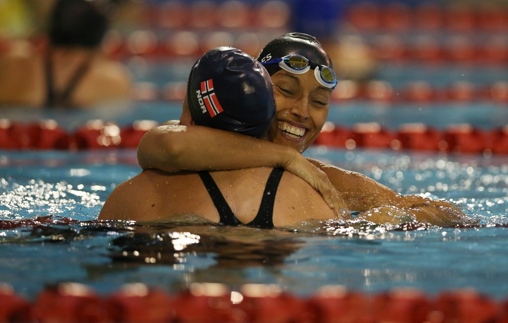 Perales and Rung share gold after rivals prove inseparable at IPC European Open Championships