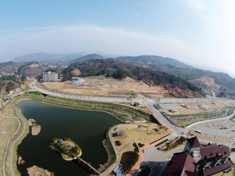 One of the main challenges for new Pyeongchang 2018 President  Lee Hee-beom will be speeding up progress at non-competition venues, such as the International Broadcast Centre