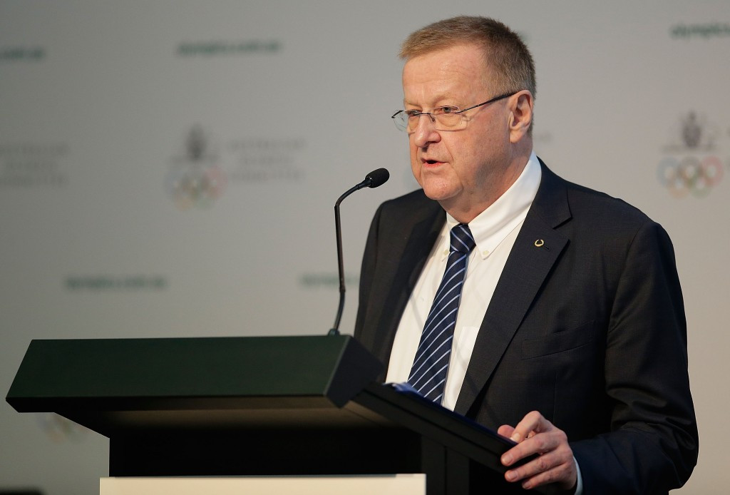 John Coates has introduced new child abuse measures ©Getty Images
