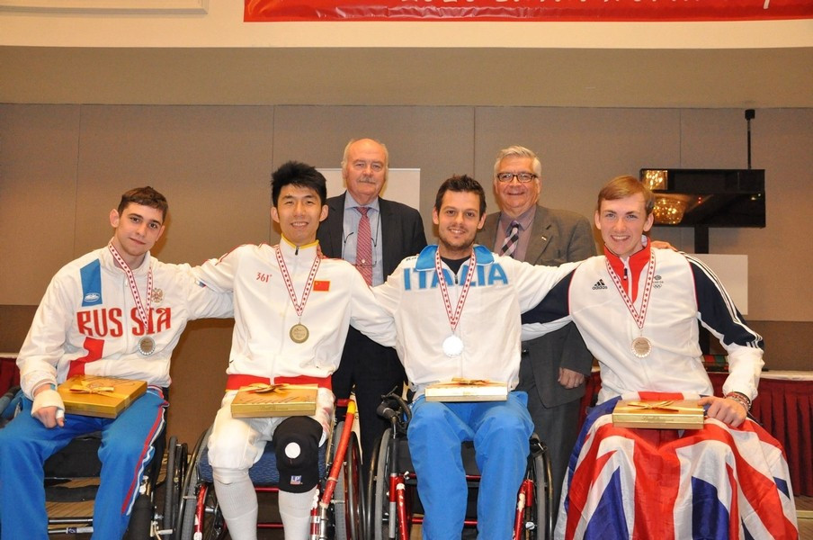 The World Cup was the final chance for fencers to earn Rio 2016 qualifying points