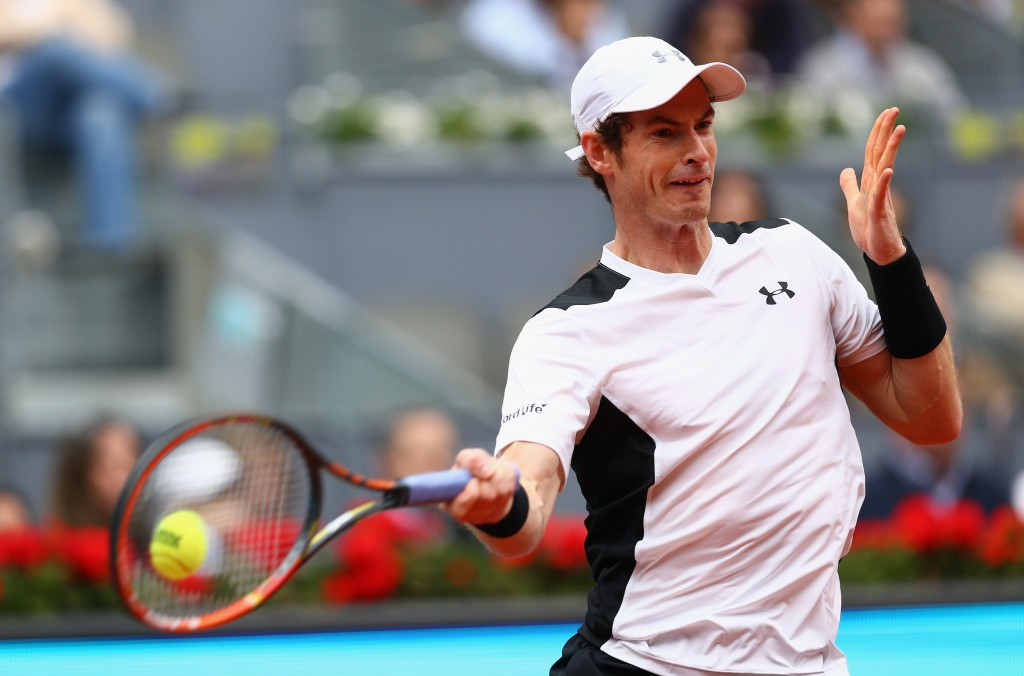 Andy Murray beat Rafael Nadal to reach the Madrid Open final