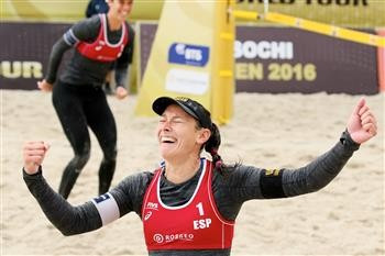 Defending champions knocked out of FIVB Sochi Open