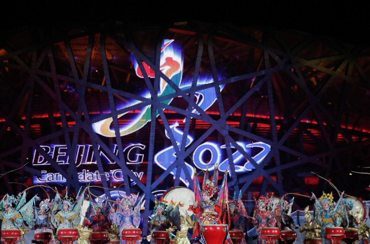 Beijing 2022 have reacted positively to the Evaluation Commission report, but a petition has been launched seeking to derail their bid ©Getty Images