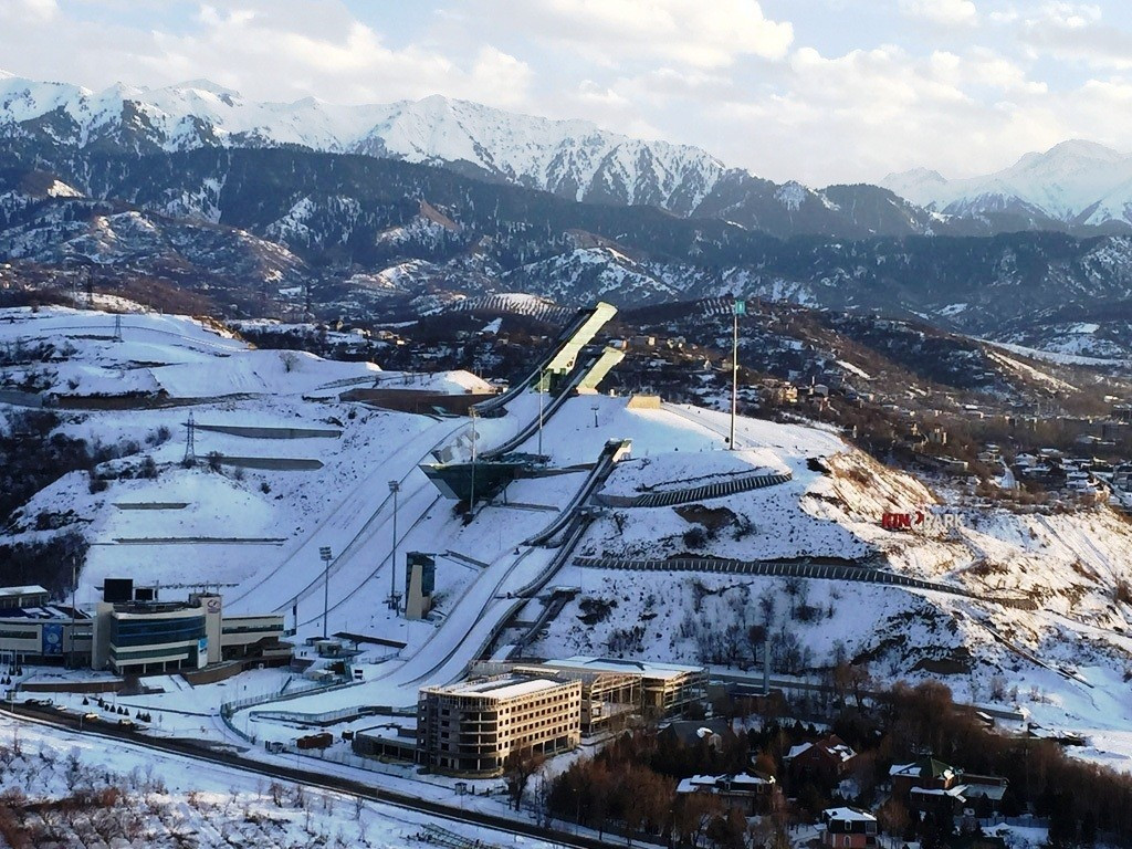 Almaty have also reacted positively following the release of the Evaluation Commission report ©Almaty 2022