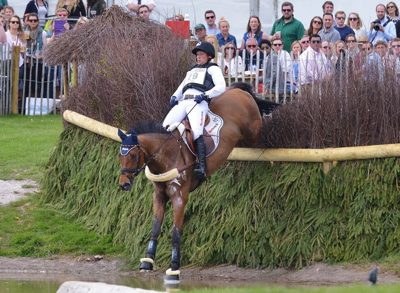 Michael Jung was in superb form at Badminton ©FEI
