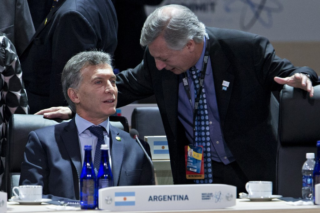 Mauricio Marci (left) has promised a great party at Buenos Aires 2018 ©Getty Images