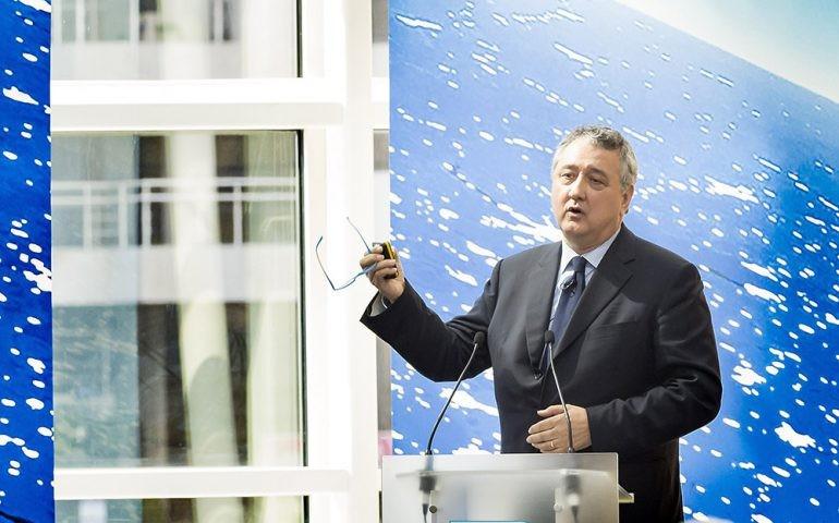 Paolo Barelli has been re-elected LEN President ©LEN