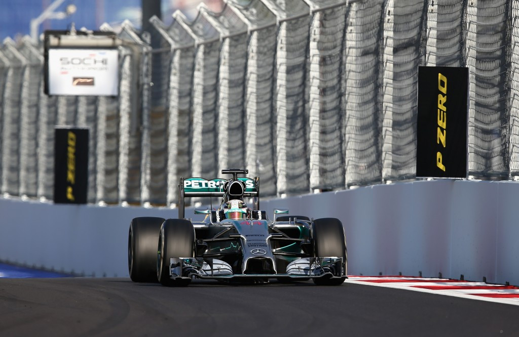 The 2014 Russian Grand Prix was won by Lewis Hamilton of Britain and this year's race takes place in October