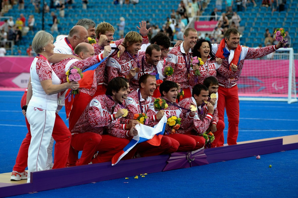 London 2012 champions Russia will again be the favourites ©Getty Images
