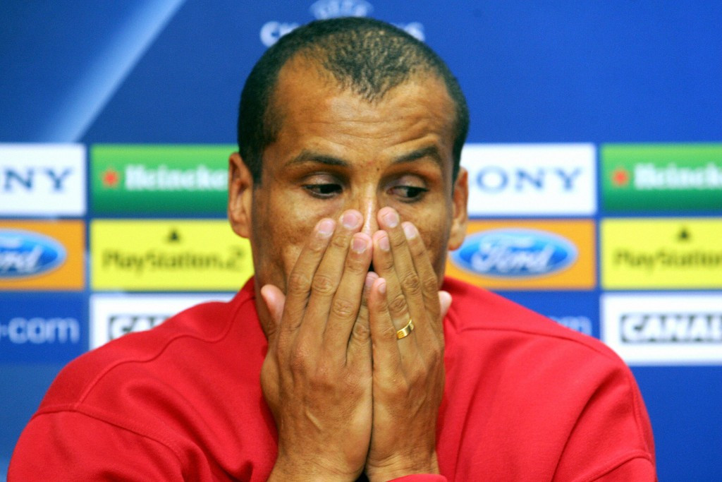 Brazilian football legend Rivaldo has urged tourists to stay away from the country during the Olympics ©Getty Images
