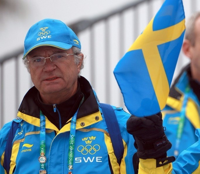The initiative was launched to mark the 70th birthday of His Majesty King Carl XVI Gustaf