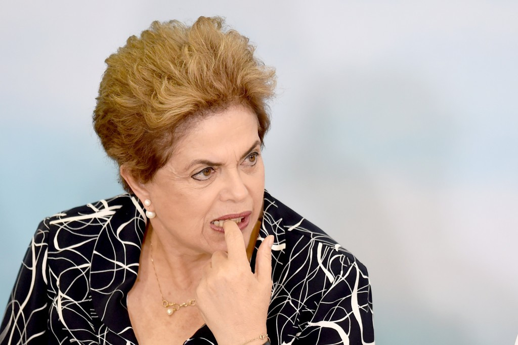 Impeachment vote against Brazilian President Rousseff annulled with Rio 2016 looming