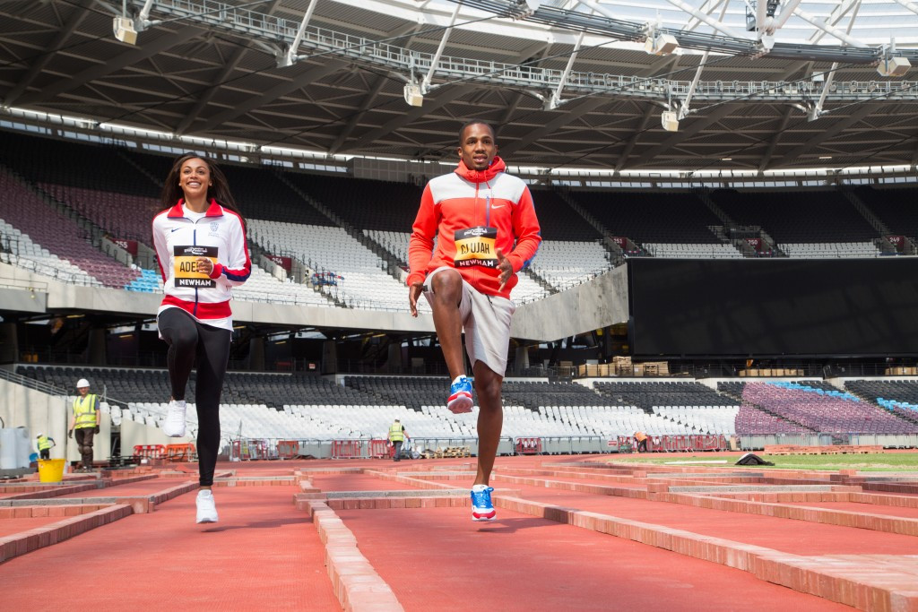 The Great Newham London Run will be the first event on the new track