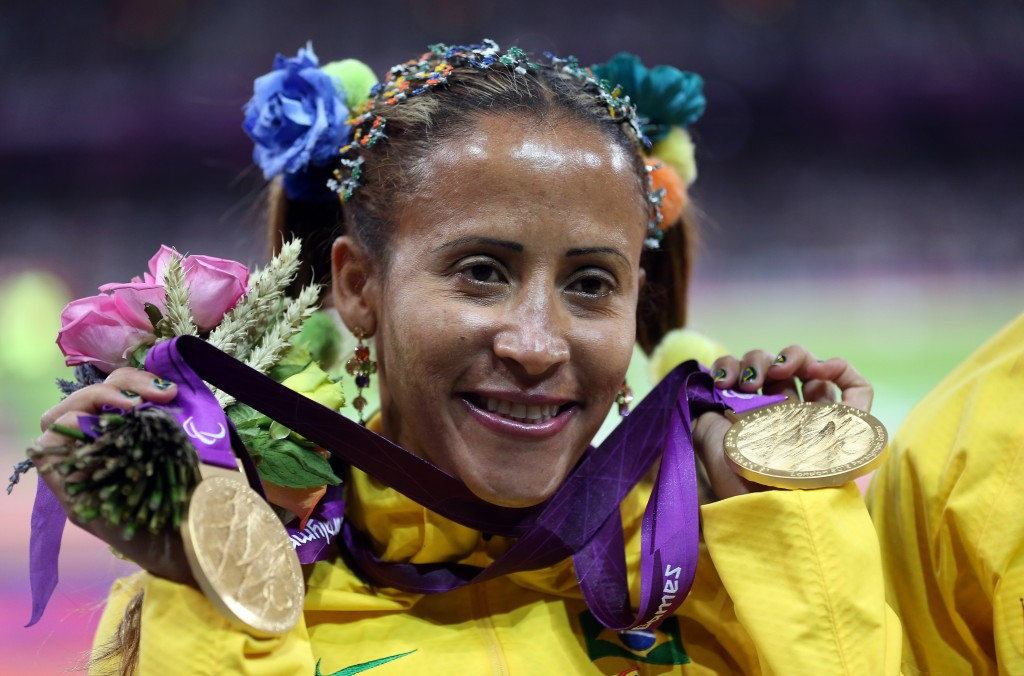 All six candidates are vying to replace three-time Paralympic champion Terezinha Guilhermina of Brazil