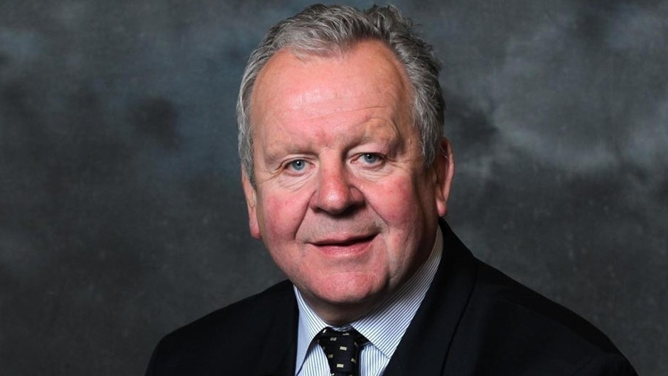Bill Beaumont is set to be officially elected the new chairman of World Rugby here tomorrow in Ireland's capital ©World Rugby