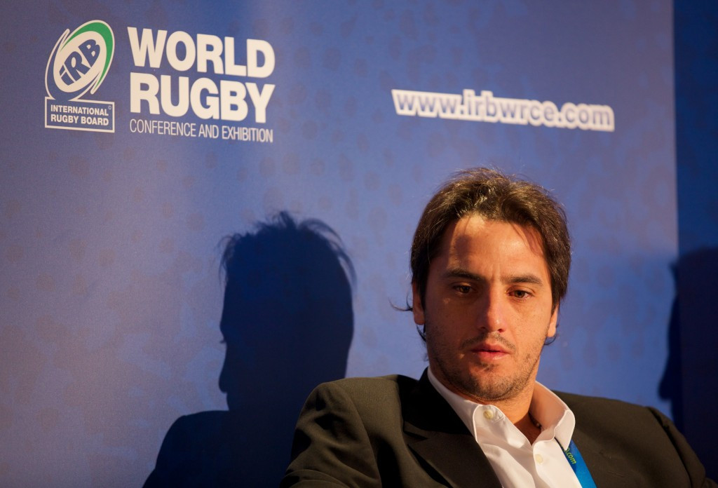 Agustín Pichot is the only candidate for the vice-chairman role