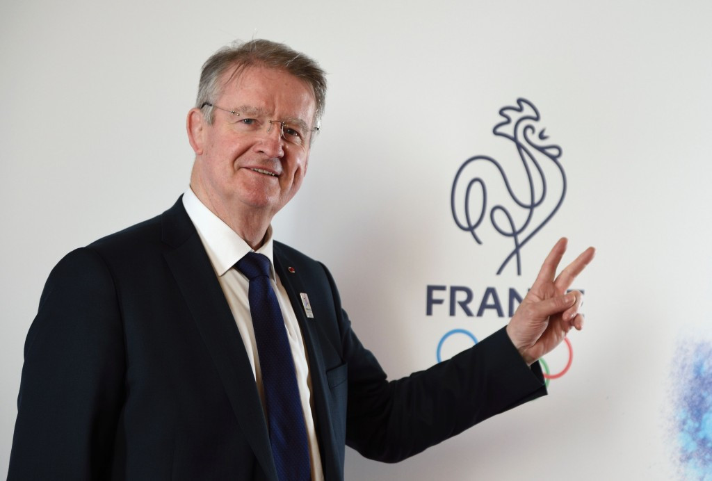 Bernard Lapasset is standing down as World Rugby chairman to focus on his role as co-chairman of Paris' bid to host the 2024 Olympic and Paralympic Games