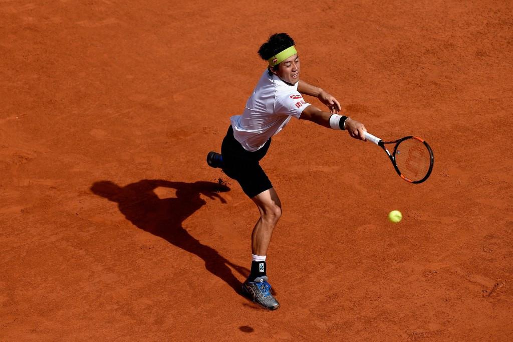 Kei Nishikori came through tough first round test against Serbia's Viktor Troicki