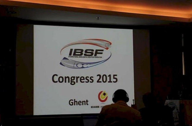 The governing body for bobsleigh and skeleton have changed their name to the IBSF following their annual Congress ©IBSF/Facebook