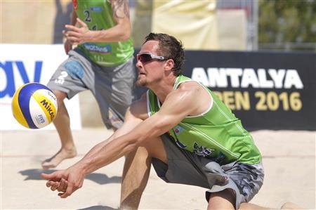 Latvian duo make early progress at FIVB Antalya Open