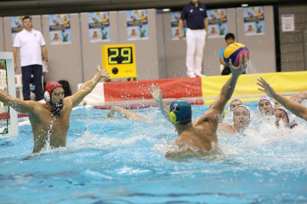 United States make winning start to FINA Men's Water Polo World League Intercontinental Tournament