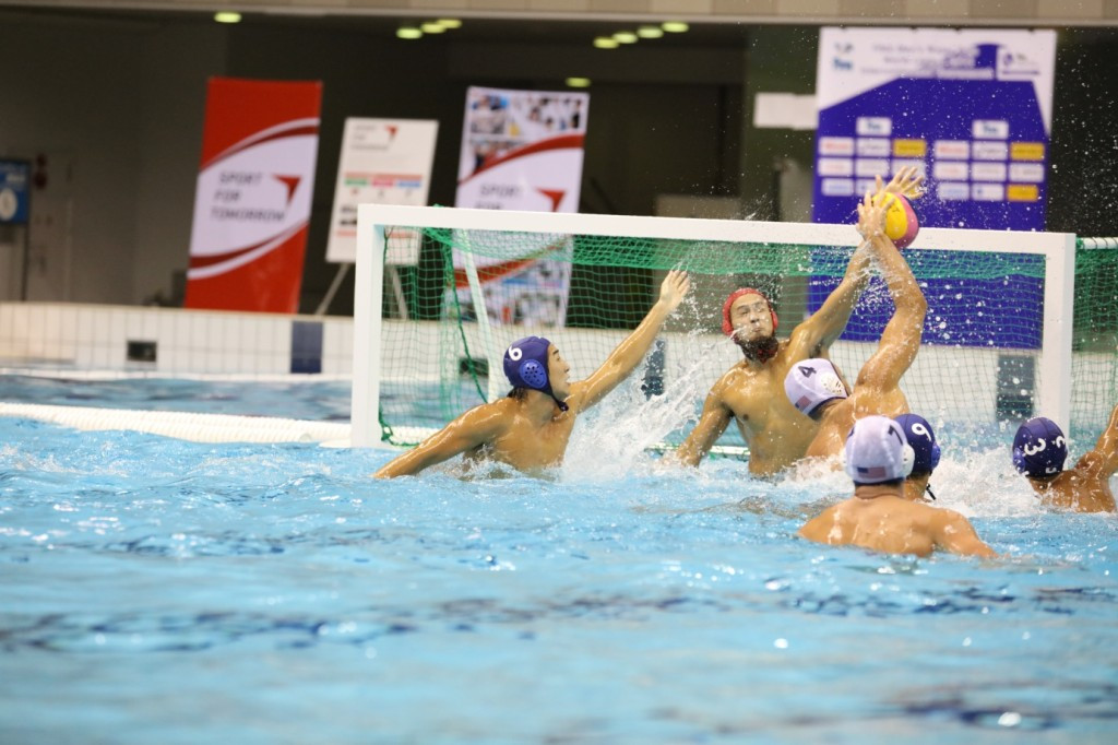 United States record second victory at FINA Men's Water Polo World League Intercontinental Tournament
