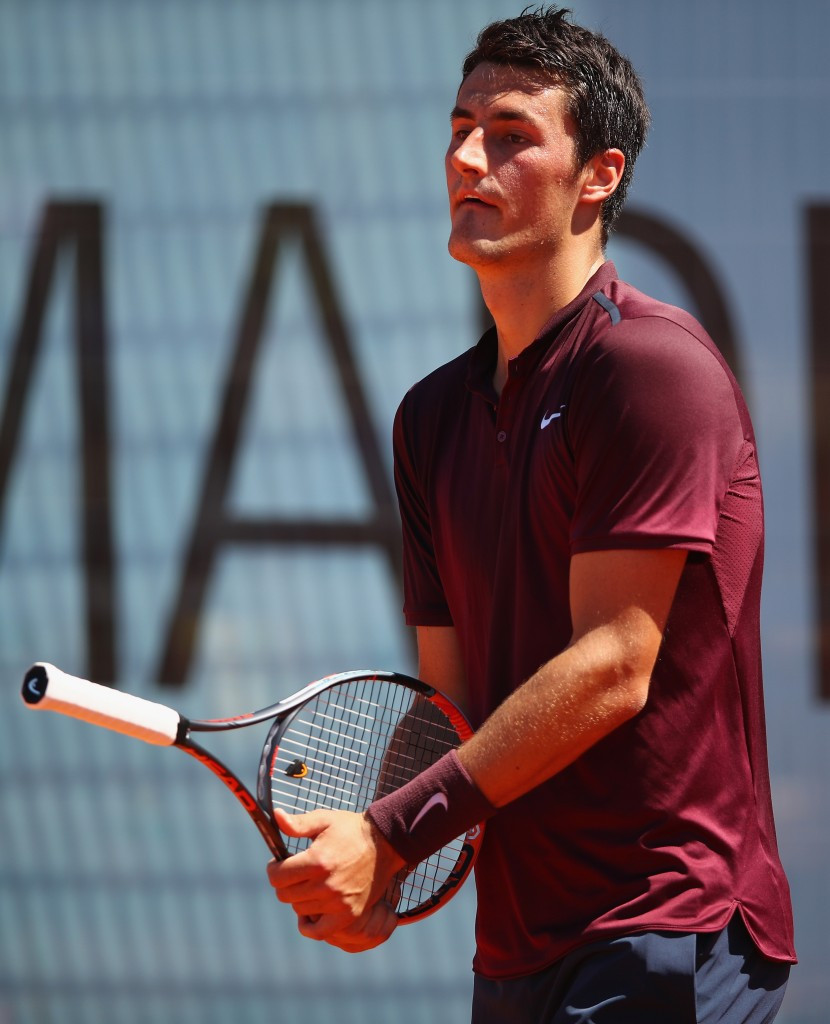Tomic labelled disrespectful by Tennis Australia chief as debate over Rio 2016 nominations rumbles on